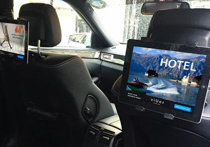 Seat screens