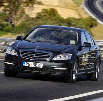 Mercedes S class 2010 - VIP (extra charge 30eur)
