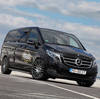 Combi Mercedes V Class 2016 - VIP (extra charge 50eur)