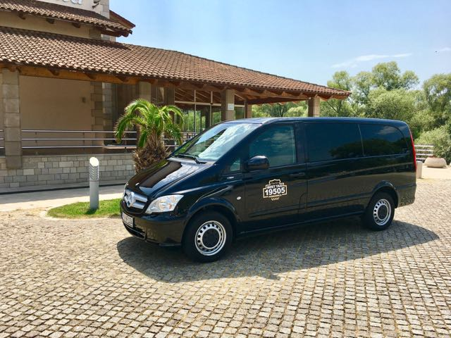 Mercedes Viano 2014 - VIP (extra charge 30eur)